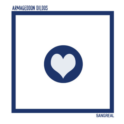 Armageddon Dildos - Sangreal