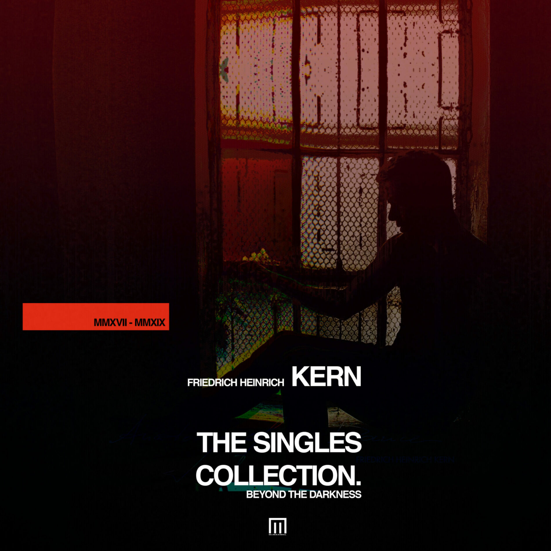 MAX0052 Friedrich Heinrich Kern - The Singles Collection