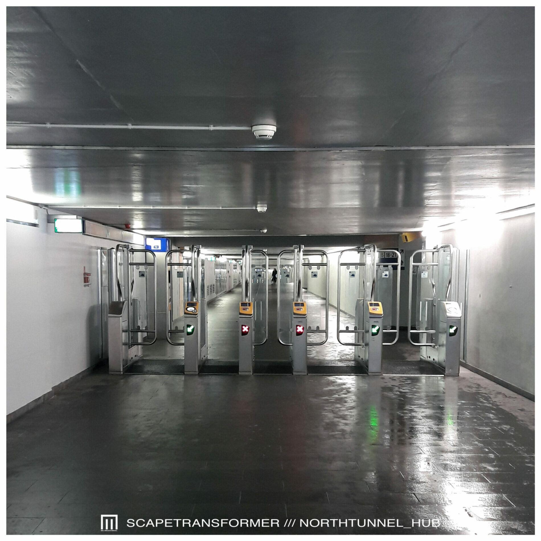 Scapetransformer - Northtunnel